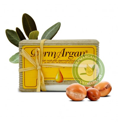 Moisturising Soap / Regenerating Soap for Dry Skin. Dermatological Natural Soap with Pure Argan Oil