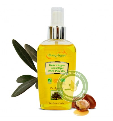 Premium Argan Oil Moroccan Certified Quality Help Scalp Acne 125ml Pure Organic Argan Oil. Vitamin E