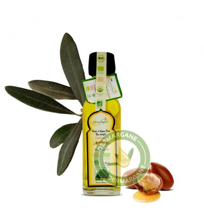 60% OFF -Organic Oil. 100ml Pure Argan Oil. Vitamin E Oil Moisturiser against Stretch Marks - Body Oil, Face Oil, Hair Oil